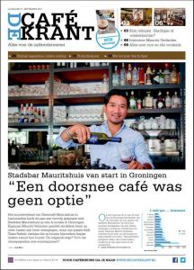DeCafeKrant 1703 cover