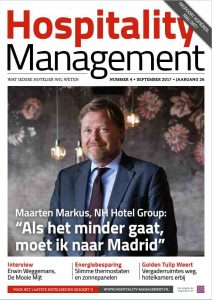 Hospitality Management cover